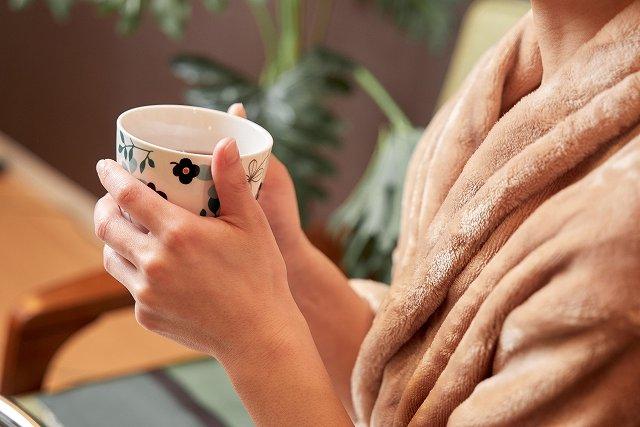 コーヒーと緑茶を飲むタイミング